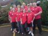 The 2008 Welsh Team at the 4 Nations Championships, Scotland. Club members include Debbie Hawker, Janine Murphy, Louise Watton, Rachel Cork and Welsh Team Manager/Coach Paul Rees